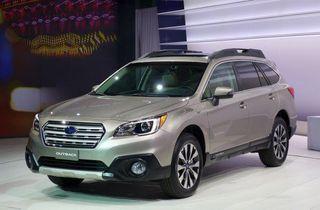 В августе россиянам презентуют прототип нового «Subaru Outback»