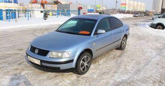 Король российской «вторички»: Почему россияне до сих пор без ума от подержанного Volkswagen Passat B5