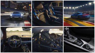 Новый Porsche 911 GT3 вдеталях, включая хронограф вкачестве опции. Коллаж Pokatim, источник фото Porsche