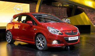Новый Opel Corsa OPC обзаведется в следующем году 200-сильный мотор