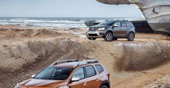 «Француз» выжил в Дагестане: Новый Renault Duster успешно прошёл экстремальные тесты