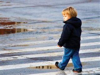 В Саратовской области ВАЗ сбил женщину с двумя детьми