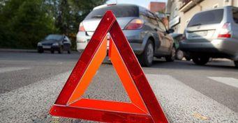 В Туле водитель без прав устроил ДТП: двое пострадавших