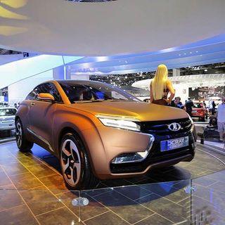 АвтоВАЗ построит два концепта: Lada Xray и Xray Cross