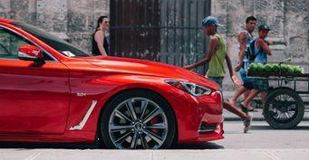 Впервые за 58 лет на Кубе появился автомобиль из США