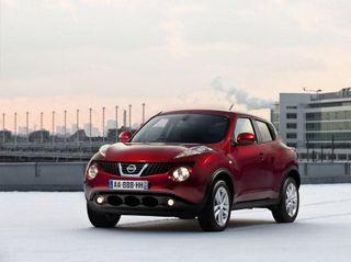 Запущено производство обновленного Nissan Juke