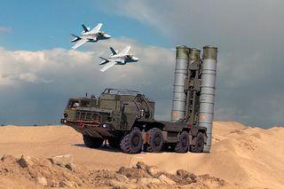 США выгодно выкупить С-400 у Турции для завершения разработки лазерного оружия