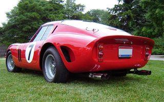 На аукционе за классический Ferrari заплатили $38 млн