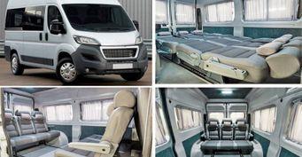 Какой фургон выбрать для бизнеса: Пежо или Ситроен