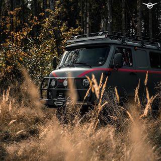 Фото: Максимально внедорожная УАЗ «Буханка», источник: Garage 4×4
