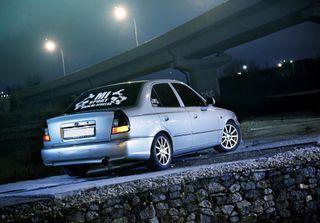 Hyundai Accent, источник: Drive2