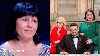 Каратистка Елена Карташова согласилась напреображение от«Модного приговора», чтобы недопустить измену состороны мужа. Коллаж автора «Покатим»