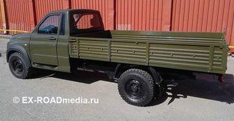 В сети появились фото нового УАЗ