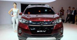 Honda WR-V за первые три недели продаж собрала более 7 тысяч заказов