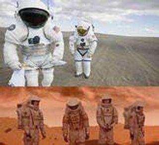 Для миссии на Марс разработают специальные скафандры