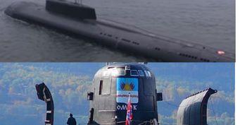 Россия неиспугалась секретной субмарины США вНорвегии, под Аляской всплыл «Омск»