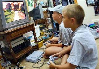 Ученые: Компьютерные игры положительно влияют на детей