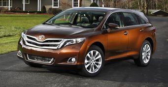 Toyota Venza с пробегом: Плюсы и минусы модели