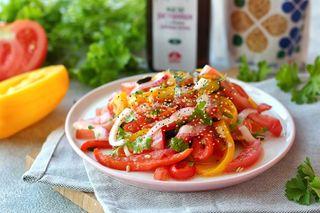 Хрустящий витаминный салатик изперца | Фото: biokor.ru