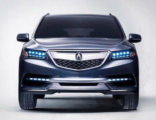 Компания Acura официально вышла на украинский рынок