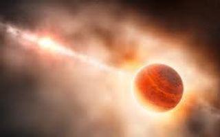 Около Солнечной системы найдена зарождающаяся планета