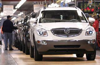 В Китае GM снижает цены на 40 моделей из-за падения уровня продаж