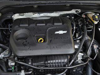 Литровый мотор «Шеви Трекера». Фото: ilovecross