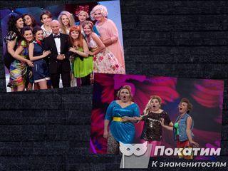 Участницы шоу Comedy Woman. Фотоколлаж Pokatim.ru