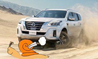 Nissan X-Terra 2021. Коллаж: портал «Покатим»