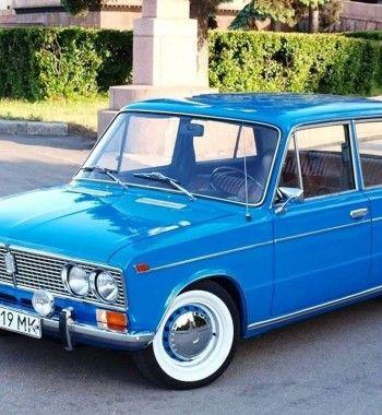 Даже итальянцы признали, что он красивее «Фиата»: Каким был «ранний» ВАЗ-2103