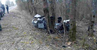 Три человека погибли в жутком ДТП в Брянской области