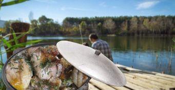Когда уха приелась: Рецепт молочной рыбы осенью назвала жена рыбака