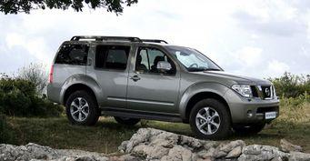 Неубиваемый турбодвигатель Японии: Внедорожник Nissan Pathfinder 3-ий— плюсы иминусы