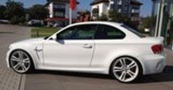 Тюнинг BMW 1 Series мотор V10