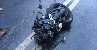 В результате ДТП в Самаре погиб байкер и его пассажирка