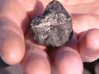 В Швеции в одном из карьеров найден неизвестный тип метеорита