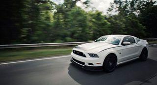 Появился тизер Ford Mustang RTR