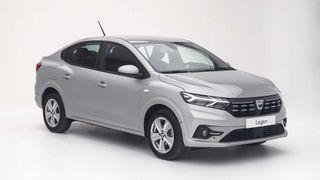 Фото: Renault Logan 2022, источник: Renault