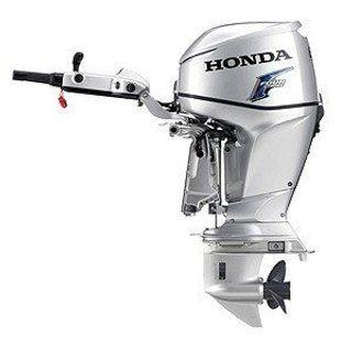 Лучшие лодочные моторы HONDA