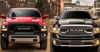 Fiat Chrysler отзывает более миллиона пикапов RAM по всему миру