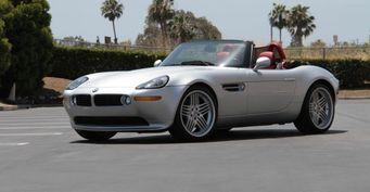 На аукционе в Санта-Монике будет продан легендарный BMW Z8 2003 года