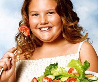 Ученые: Эпидемия ожирения добралась до детей