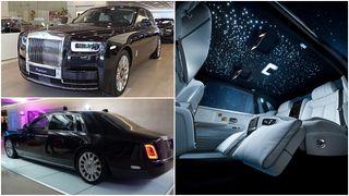 Rolls-Royce Phantom для Давида Манукяна. Фотоколлаж Pokatim