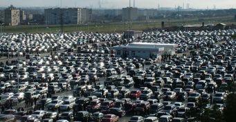 Названы самые популярные марки авто на вторичном рынке России