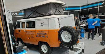 «Иэто стоит 2 миллиона?»: Автодом набазе УАЗ «Буханки» для Германии обсудили вСети