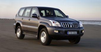 Отонкостях выбора Toyota Land Cruiser Prado спробегом рассказал эксперт