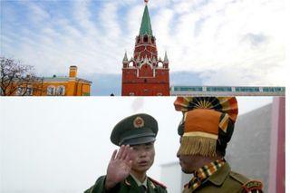 Войны не будет. Россия замирила Пекин и Нью-Дели. Источники фото: guideadvisor.ru, eadaily.com