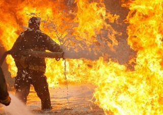 Пожар в Филадельфии унес жизни четырех детей