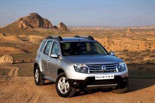 Фото: Renault Duster (1G), источник: Renault