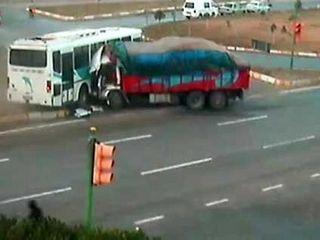 В Тульской области в аварии с участием маршрутки пострадали 6 человек